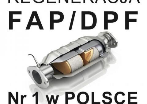 Regeneracja Filtrów cząstek stałych - Audi, vw, skoda